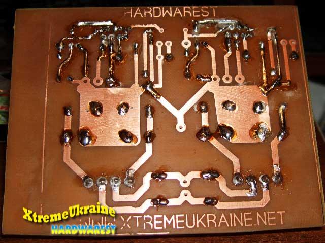lm1875 схема - Практическая схемотехника.